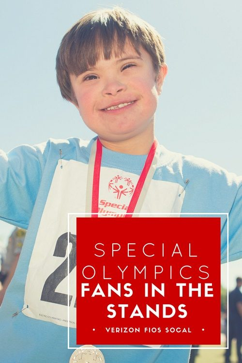 Verizon FiOS SoCal Supports World Special Olympics in Long Beach