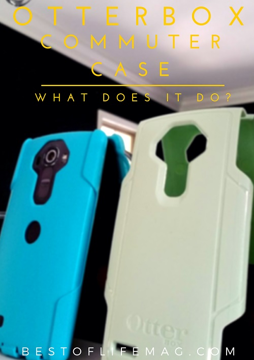 What Does the Otterbox Commuter Case Do