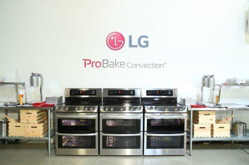 LG ProBake Series