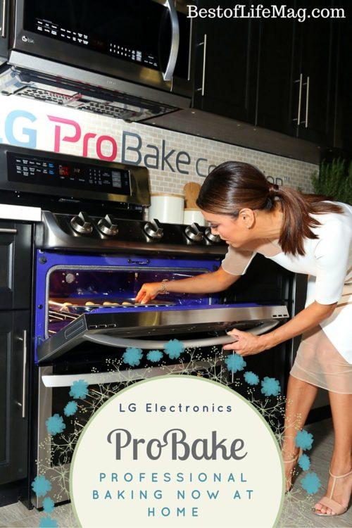 LG Electronics ProBake