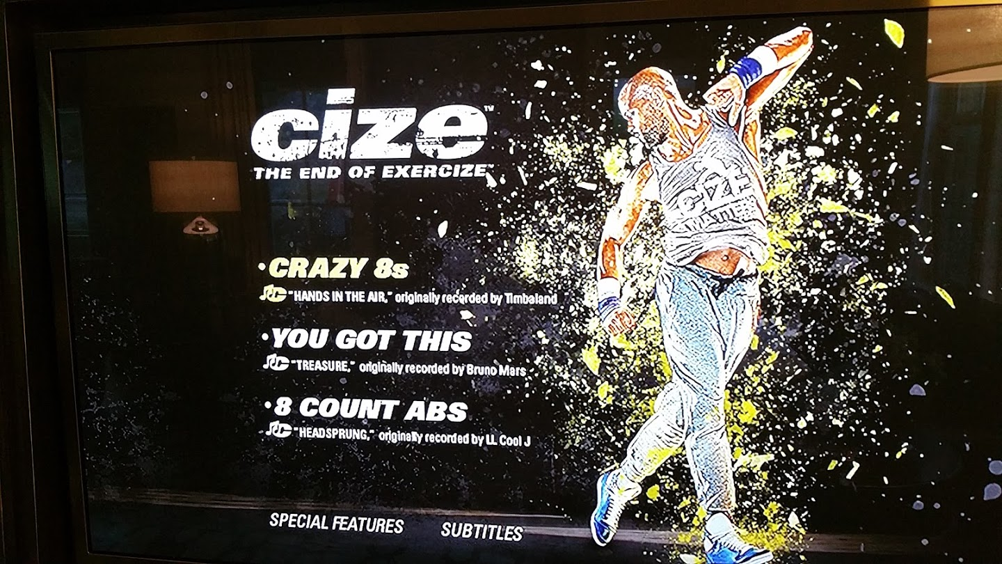 CIZE Dance Workout Review - CIZE calories burned - Just how many calories does CIZE by Beachbody burn and why should you love the workout?