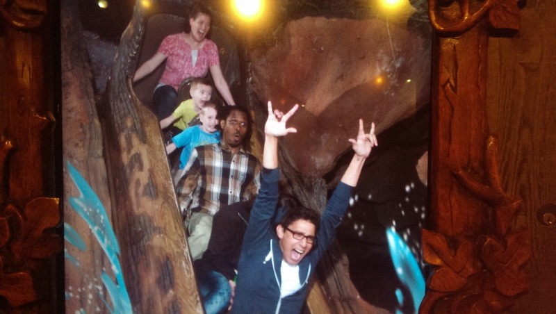 Disney Vacation With Family and Friends