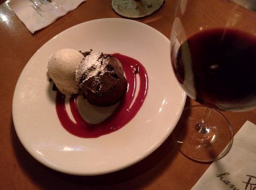 Best Desserts in San Francisco Roys Lava Cake