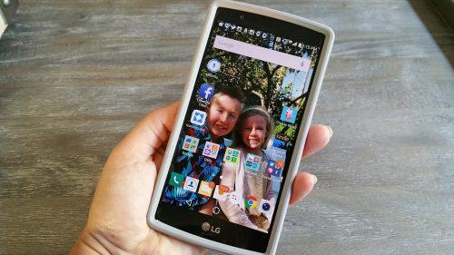 LG G4 Review - Crisp Colors