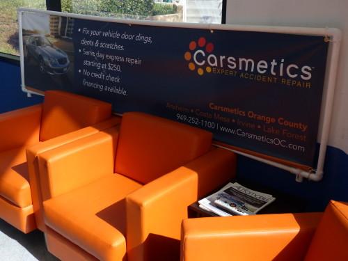 Carsmetics Cares for your Car
