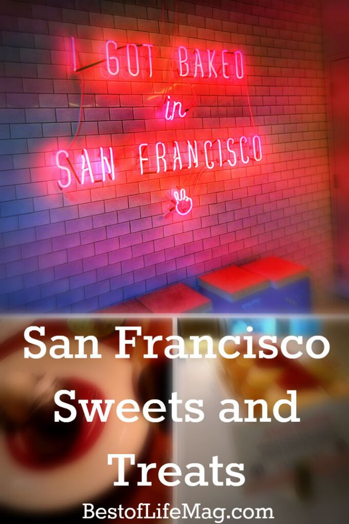 5 Best Desserts in San Francisco