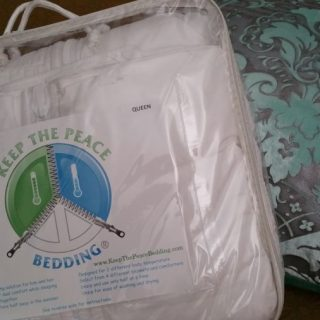How to Sleep Better with Keep the Peace Bedding