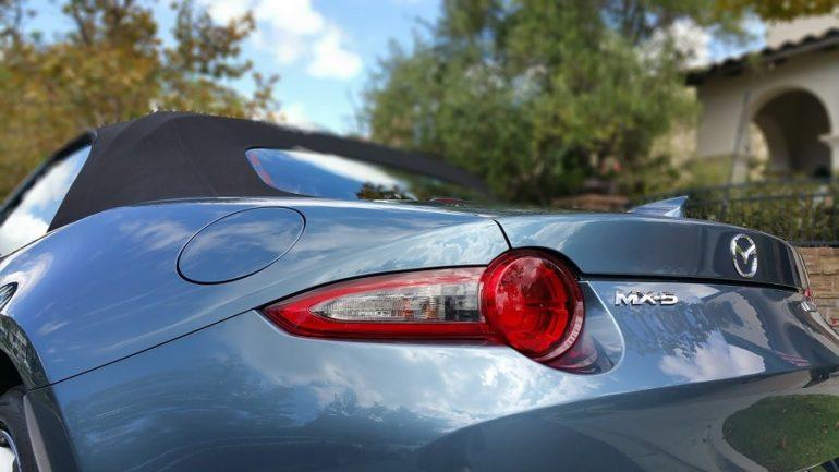 Mazda MX-5 Miata Colors