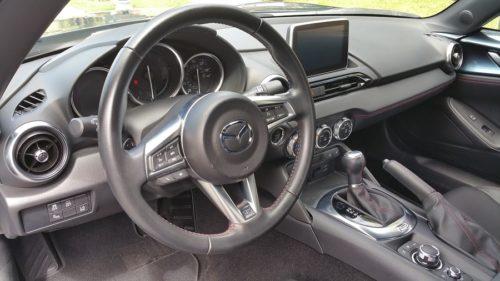 Mazda MX-5 Miata Interior