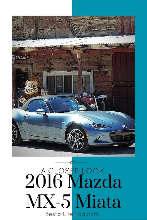 Mazda MX-5 Miata Review