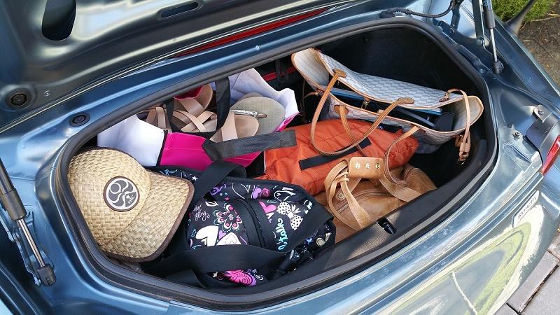 Mazda Mx 5 Miata Storage