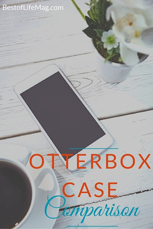 What is the difference between the Otterbox cases? Otterbox Defender vs Commuter, Commuter vs Defender - find it all here! via @amybarseghian