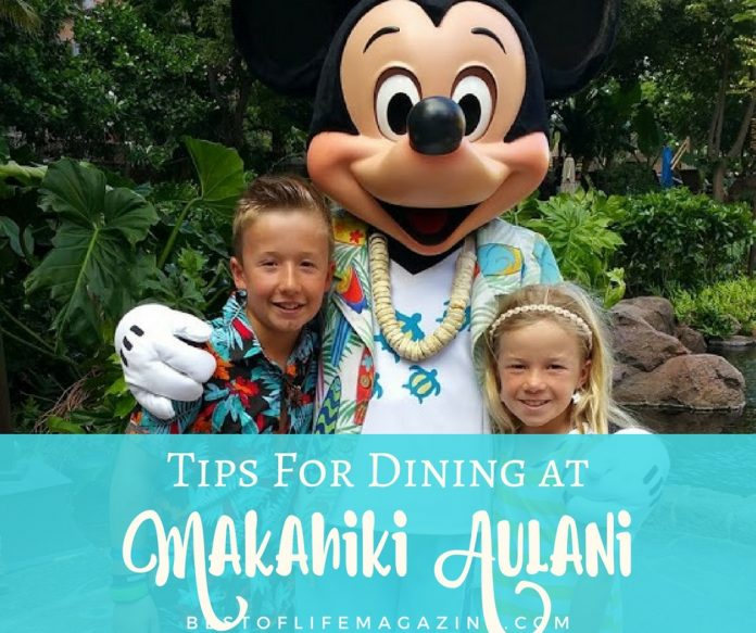 Planning a character breakfast at Makahiki at Disney's Aulani Resort and Spa? Be prepared with the best travel tips around!