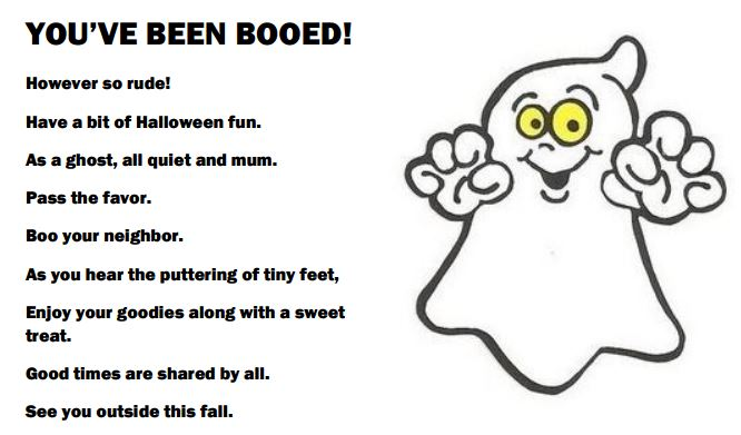 Play along with the You've Been Booed fun at Halloween with these You've Been Booed printables and activities that are perfect for any age! Halloween Ideas | Halloween Activities | You've Been Booed | You've Been Booed Halloween | You've Been Booed Ideas