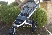 Thule Urban Glide Stroller: Where Safety and Style Meet