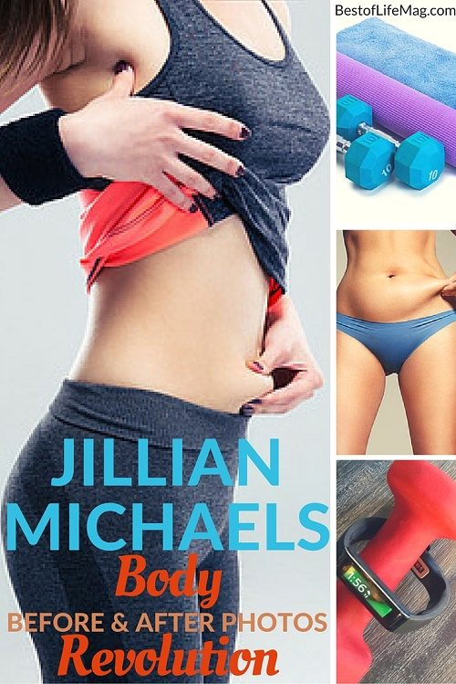 These Jillian Michaels Body Revolution before and after photos are sure to motivate us all and keep us going STRONG to get the results we desire.