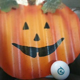 Looking for fun and unique Halloween pranks? Weave in technology for some spooky tech fun with help from Sphero! Halloween Pranks | Halloween Party Ideas | Halloween Ideas for Kids | Party Pranks | Things to do with Sphero