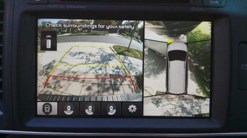Kia Sedona Safety Features