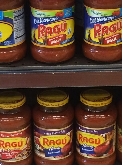Ragu Pasta Sauce for Easy Family Meals