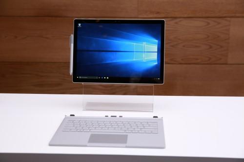 Microsoft Surface Book Tech Gifts