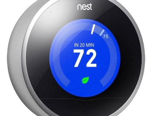 The Nest Thermostat: Saving Money Made Simple #BBYConnectedHome