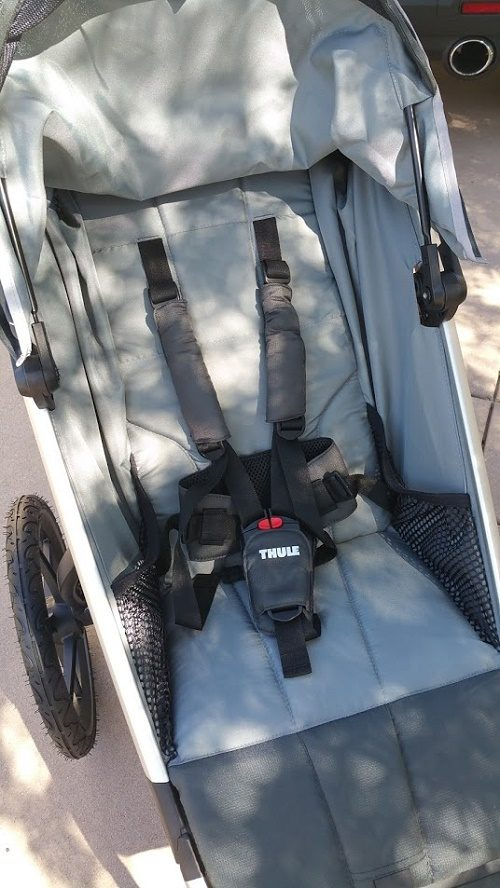 Thule Urban Glide Harness System