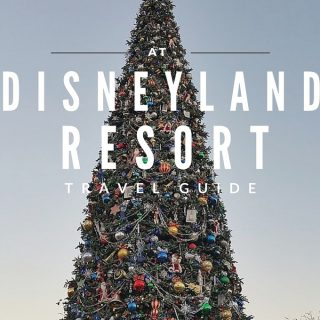 Holidays at Disneyland Resort 2016 Travel Guide