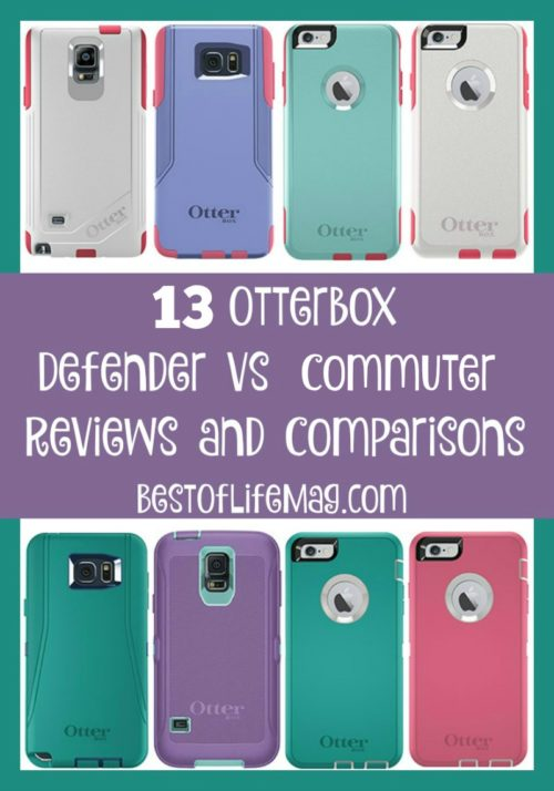 Otterbox Commuter vs Defender Reviews