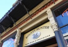 Bounty Hunter Wine Bar Downtown Napa