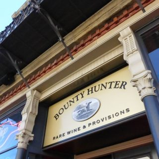 Bounty Hunter Wine Bar Downtown Napa