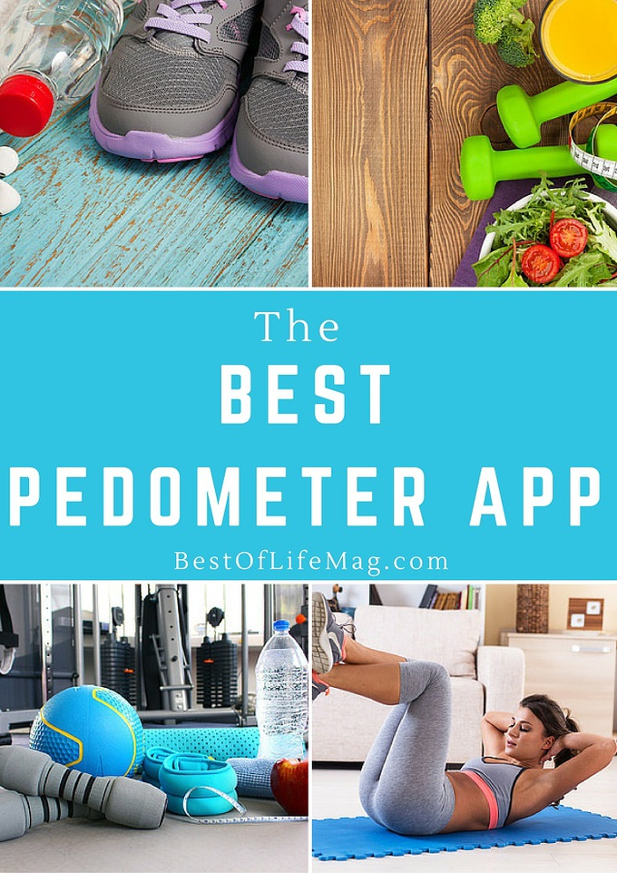 The Best Pedometer App to Have