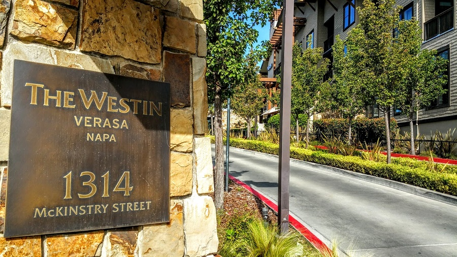 The Westin Verasa Napa 1314 McKinstry Street