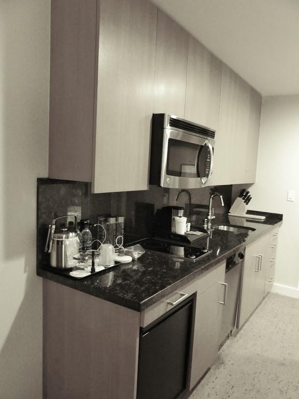 Westin Verasa Napa Hotel photos of kitchen