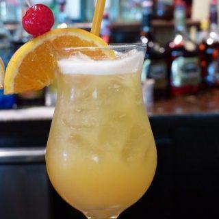 Yellow Bird Rum Cocktail from Beaches Resorts