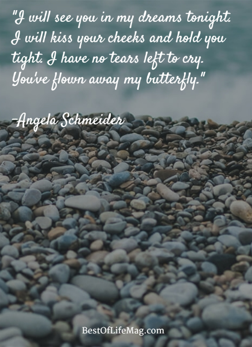 These are some of my favorite stillbirth quotes that helped along our journey. My hope is they can bring you some peace if you have lost your baby.