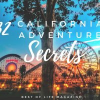 32 California Adventure Secrets at Disneyland Resort