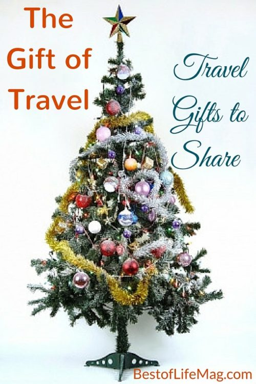4 Ways to Give the Gift of Travel