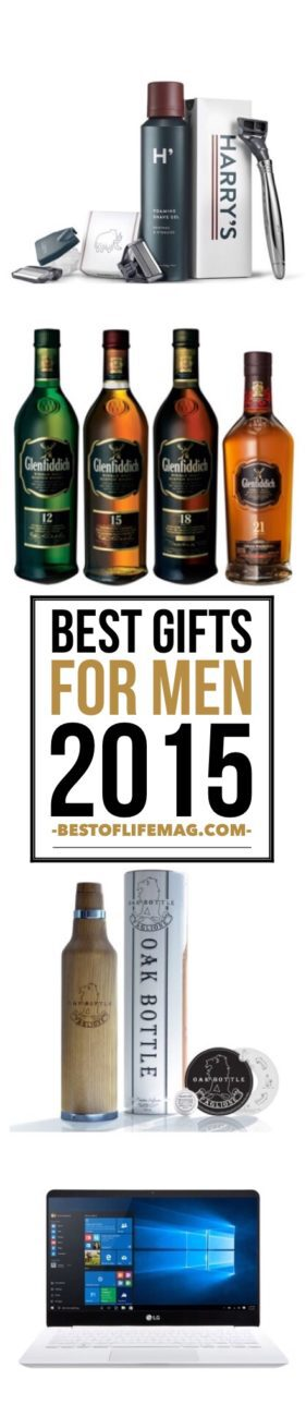 Best Gifts for Men 2015