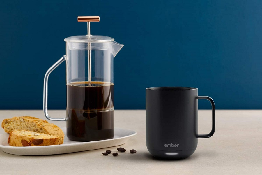 Best Gifts for Men Smart Coffee Cup with Coffee Maker