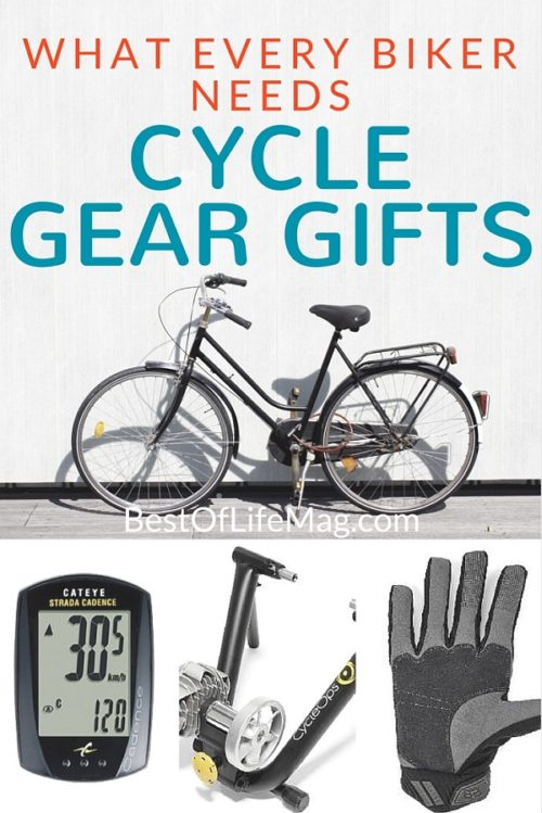 Cycle Gear Gifts that Every Biker Needs