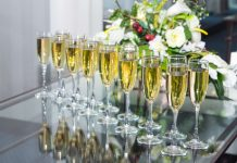 Champagne Cocktails to Cheer with