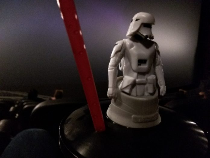 Star Wars The Force Awakens Souvenir Cup