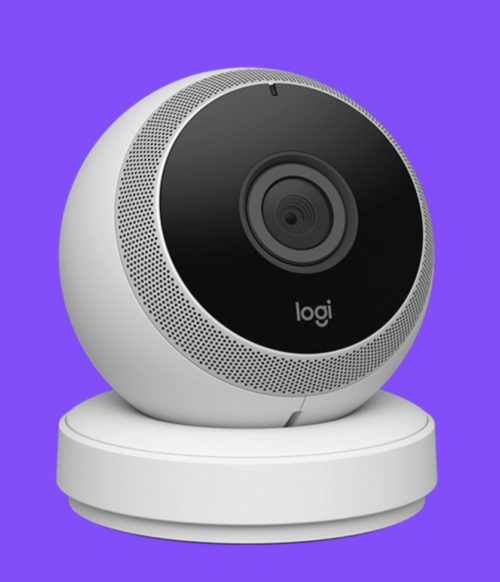 Logitech Circle Home Camera Best gifts for women