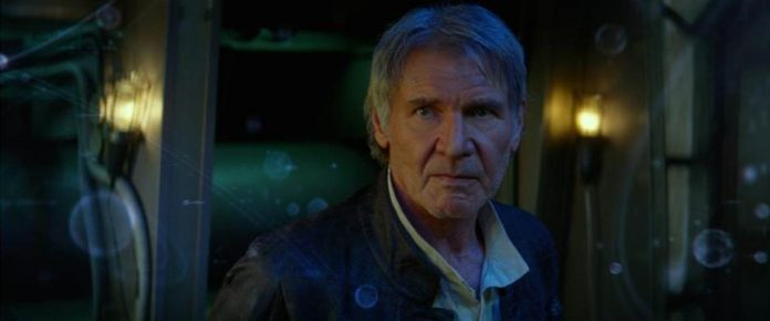 Star Wars the Force Awakens review with Harrison Ford
