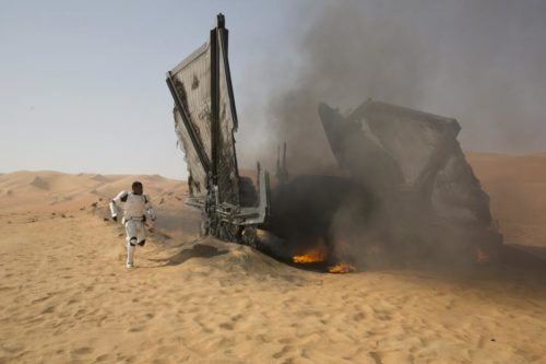 Star Wars the Force Awakens spoilers to read