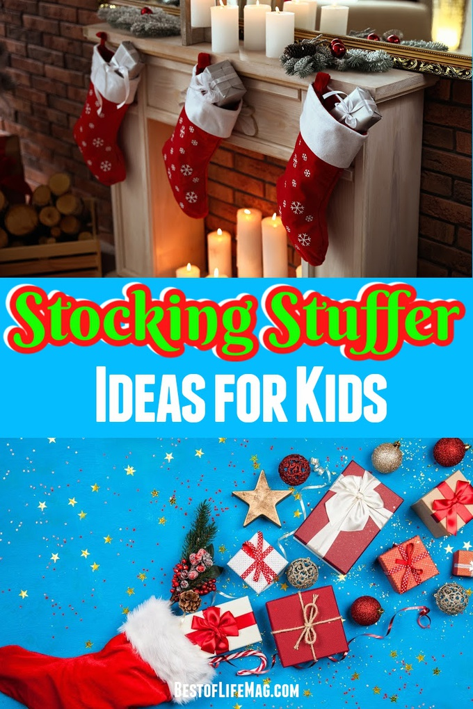 Let's make sure we fill those empty spaces in stockings with the best stocking stuffer ideas for kids this Christmas shopping season. Stocking Stuffers for Boys | Stocking Stuffers for Girls | Gift ideas for Kids | Tips for Christmas | Christmas Gift Ideas for All Ages | Stocking Stuffer Ideas for Toddlers | Stocking Stuffer Tips #christmas #giftguide via @amybarseghian