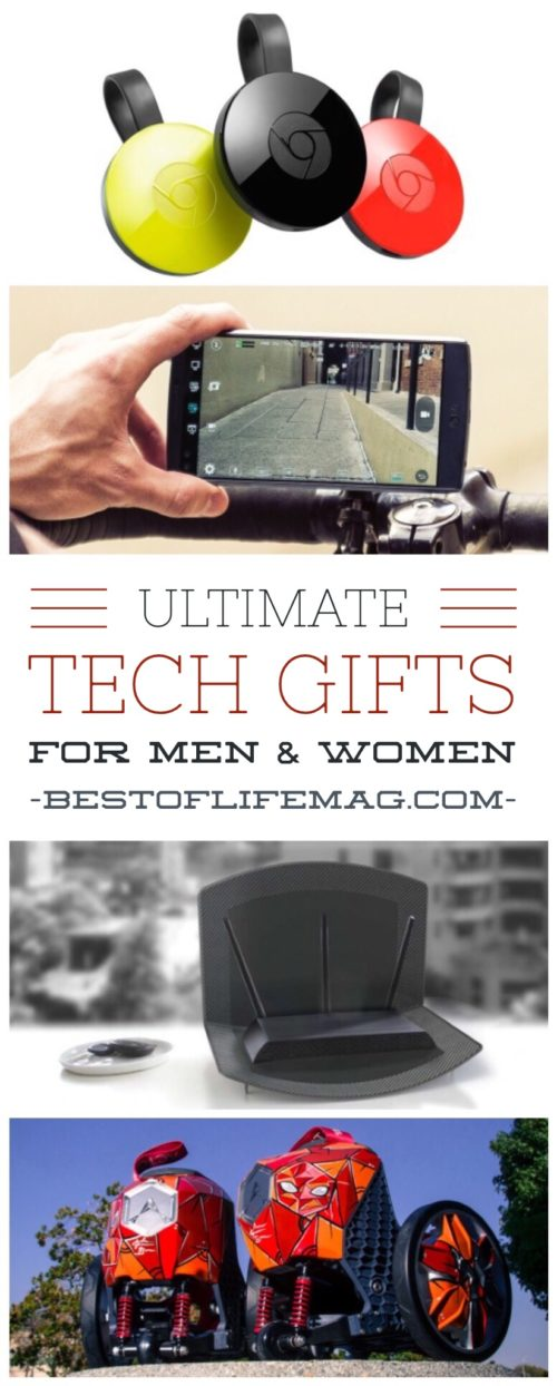 Tech Gifts for Men and Women