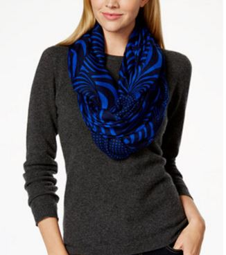 michael kors infinity scarf stocking stuffers for women