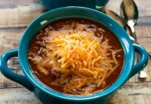 Bacon Cheesburger Chili Recipes