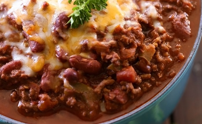 Cowboy Chili Recipes